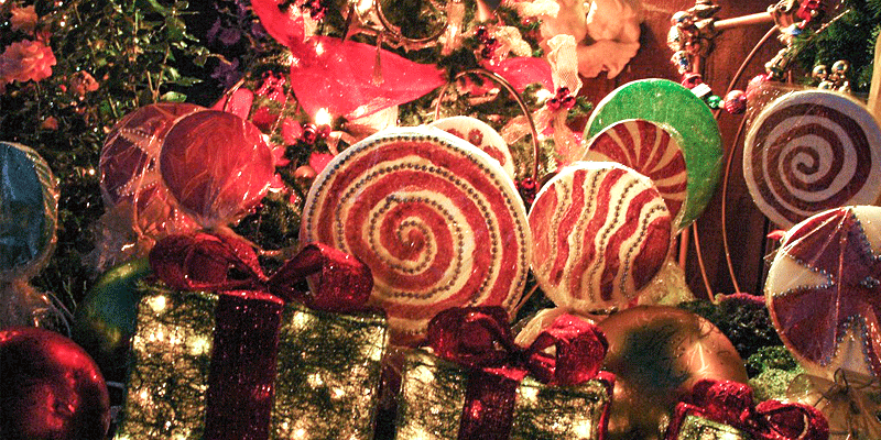 USA--Christmas